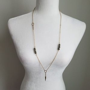 Nashelle Gold Chain Necklace